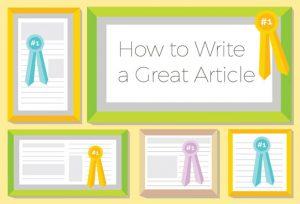 ecrire-bon-article